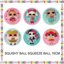 Palla LoL Surprise Squishy Ball Rocker Glitter Queen Bee Mer Baby Diva Sis Swing