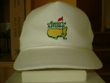 Vintage Augusta National Members Only Rope Hat Excellent