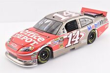 2011 Tony Stewart #14 Office Depot Brushed Metal Chevy 1/24 Diecast Car