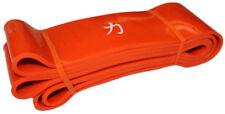 Bande elastiche di resistenza fascia arancione per il fitness