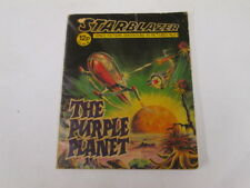 Good - The Purple Planet (Starblazer Space Fiction Adventure in Pictures, No. 11