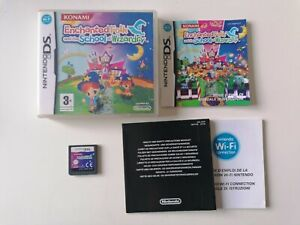 Jeu très rare Nintendo DS Enchanted Folk and the School of Wizardry Complet FR