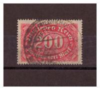 Deutsches Reich, MiNr. 248 a used   Infla geprüft
