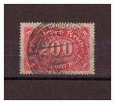 Deutsches Reich, MiNr. 248 a used | Infla geprüft