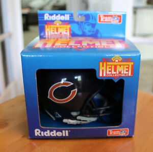 Riddell Micro Helmet Collectible Chicago Bears