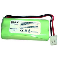 Hqrp Batterie Téléphone sans Fil pour Vtech CS6419 CS6419-2 CS6419-3 CS6419-4