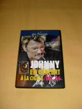 JOHNNY HALLYDAY DVD Concert La Cigale 2006 Editions Atlas