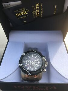 Invicta Pro Diver Chronograph Blue Dial Men's Watch 25779