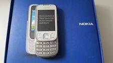 Nokia Classic 6303 - (Unlocked) Mobile Phone White