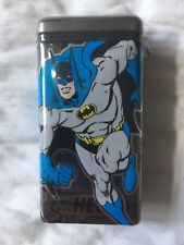 New Sealed Batman Official DC Comics Chocolate in Tin Dispenser (candy / sweets)