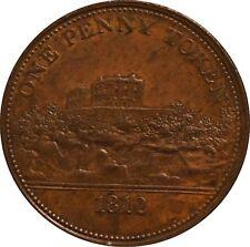 NOTTINGHAM. J.M. FELLOWS & CO. PENNY TOKEN 1812. W 940.
