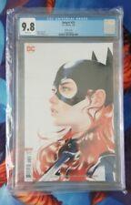 Batgirl #23 (2018) DC CGC 9.8 White Joshua Middleton Variant