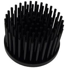 MechaTronix LPF50A30 LED-Kühlkörper ø 50 x 30 mm Pin Fin Heatsink schwarz 856559