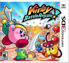 Kirby Battle Royale (Nintendo 3DS) BRAND NEW