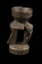 Mortier à betel, ramu, betelnut mortar, oceanic tribal art