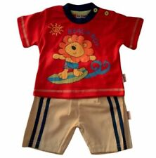 Cotton Blend Novelty/Cartoon Outfits & Sets (0-24 Months) for Boys