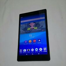 Sony Xperia Z3 Tablet Compact Wi-Fi model (32GB) Android tablet SGP612JP Black