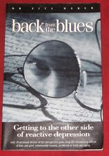 BACK FROM THE BLUES ~ Dr Zita Weber ~ REACTIVE DEPRESSION