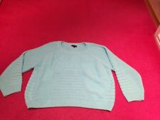 River Island Blue Jumper Uk 10 Great Condition!! ✨🐬🐳🐋🦋