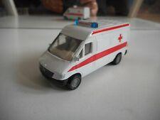 Siku Mercedes Sprinter Ambulance in White/Red