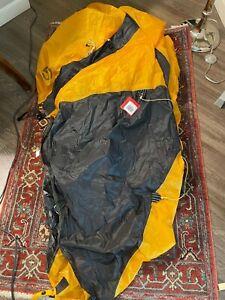 RAIN FLY NWT The North Face VE25 tent Flysheet Bivy NF0A3G96 Summit Gold Asphalt