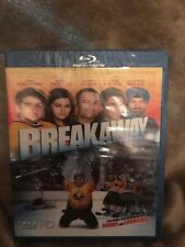 Breakaway (Blu-ray Disc, 2015)*FACTORY SEALED*FREE**FAST**1ST CLASS SHIPPING***