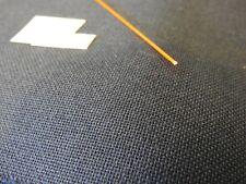 Fiber Optics, 1.0 mm / .039 Inch Orange For Muzzel lOader Front Site