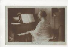 Henny Porten German Actress Vintage RP Postcard 673b