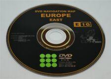 TOYOTA Navigation DVD Update Europa Europe East Osten Ost aktuelle Version NEU..
