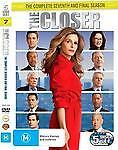The Closer Season 7 (Final) : DVD