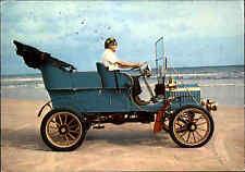 Motivkarte Auto Fahrzeug Oldtimer anno 1905 QUEEN 1977 gelaufene Postkarte