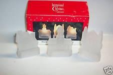 International Christmas Candle Holders, International S