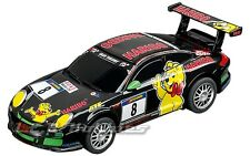 "Carrera GO!!! Porsche GT3 Haribo Racing, ""No. 8"" 1/43 slot car 61288"