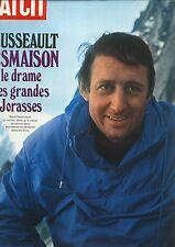 Paris Match N° 1139 Du 06/03/1971
