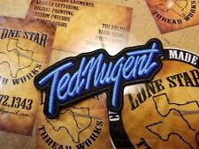 Ted Nugent contour patch