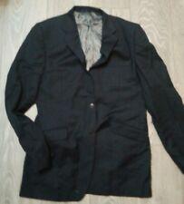 MENS Blue pinstripe Suit JACKET Office etc  JOHN LEWIS 40L NEW