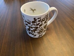 Tord Boontje Table Stories Mug Silver
