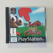 PS1 MORT THE CHICKEN PLAYSTATION 1