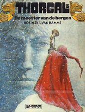 THORGAL 15 - DE MEESTER VAN DE BERGEN - Rosinski - van Hamme