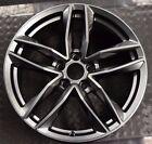 2016 2017 Audi A4 Oem Wheel Rim 18x8 8w0601025ba Et40 Hyper Silver