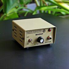 Boutique guitar pedal RangeMaster Limited Treble Booster TSL nos components oc44