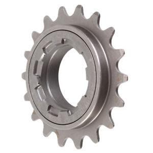 ACS Southpaw freewheel 3/32 x 18t - gun metal