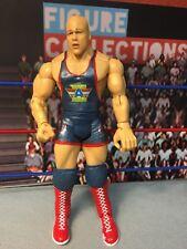 WWE Wrestling Jakks Ruthless Aggression Series 6 Kurt Angle Figure