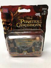 Mega Bloks Disney Pirates Of The Caribbean Tai Huang & Sao Feng
