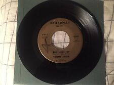 """TOMMY ANDRE """"One More Try / Blueprint"""" Bell Sound BROADWAY 503 EX to NM-"""