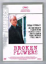 BROKEN FLOWERS - JIM JARMUSCH - BILL MURRAY - 2004 - DVD EN TRÈS BON ÉTAT
