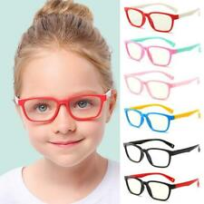 Blue Light Blocking Toddler Anti-Glare Computer Glasses Children Kids Filter