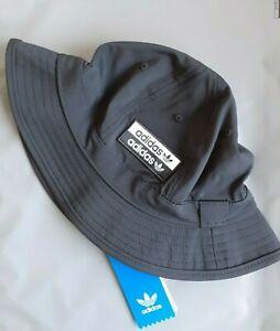 NEW - adidas Originals Bucket Hat Black - One Size