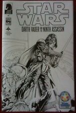 Star Wars: Darth Vader & The 9th Assassin #1 - C2E2 Sketch Variant Comic - Rare