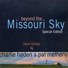 PAT METHENY CHARLIE HADEN MISSOURI SKY CD  VERVE  1997